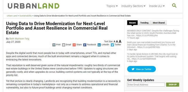 Using Data to Drive Modernization for Next-Level Portfolio